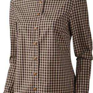 Harkila selja lady check skjorte - xl