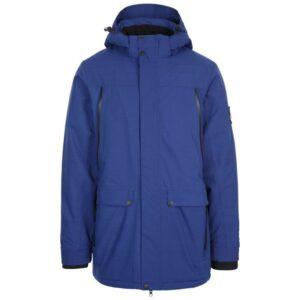 Trespass harris dlx jakke - blå