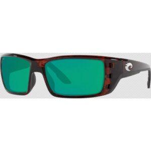Costa Permit 580P Tortuise/Green Mirror