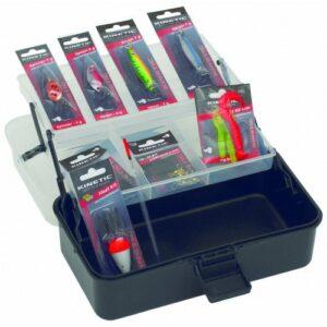Kinetic Tackle Box Kit - Freshwater