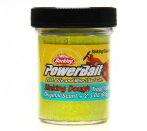 Power bait - synkende - sunshine yellow