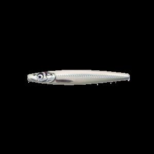 Savage Gear Lt Zerling 9cm - 12gr White Pearl - Gennemløber