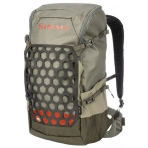 Simms Flyweight Backpack Tan