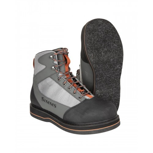 Simms Tributary Boot Filtsål Striker Grey
