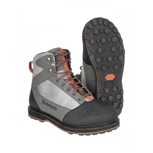Simms Tributary Boot Gummisål Striker Grey