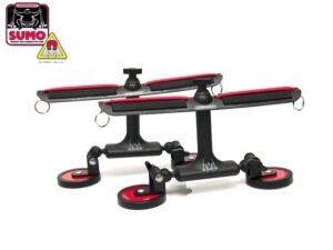 Sumo Magnet Mount Rod Carrier