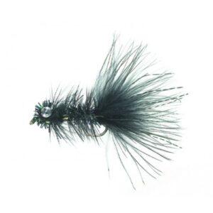 Unique P&T 2 FL21001 Krystal Bugger Black Daiichi 1720 #6