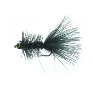 Unique P&T 2 FL21021 Dog Nobbler Black Daiichi 2220 #8