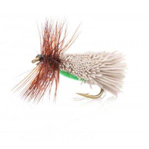 Unique Tørflue FL02014 Goddard's Caddis - Daiichi 1180 #12