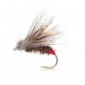 Unique Tørflue FL02031 Redtag Caddis - Daiichi 1180 #12