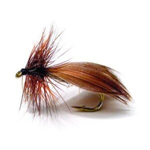 Unique Tørflue FL44014 Nattländer Brown TMC 2302 #12