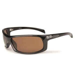 Vision brutal brown - polariserende solbriller