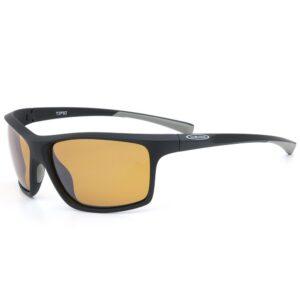 Vision tipsi amber - polariserende solbriller