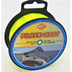 WFT Pilk 0,40mm 250m Gul
