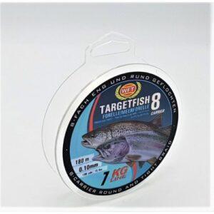 WFT Targetfish 8 Ørred Hvid 180m