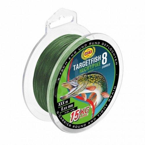 WFT Targetfish 8 Pike Green 150m