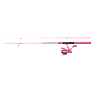 Kinetic Ramasjang Cc 5'6 5-24gr Pink - Fiskesæt