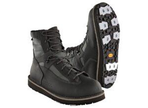 Patagonia - foot tractor wading boots - aluminium bar