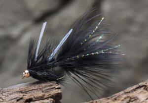 Put & take flue - dog nobbler black