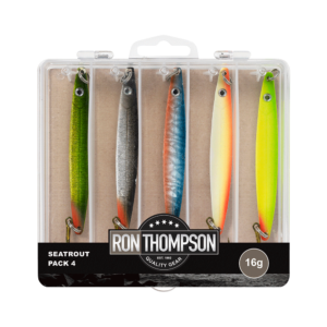 Ron Thompson Seatrout Pack 4 9cm - 16gr - Blink