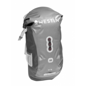 Westin W6 Roll-Top Backpack Silver/Grey 40L