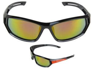 FTM polaroidbrille rød/sort