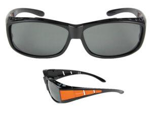 FTM polaroidbrille sort/orange (cover)