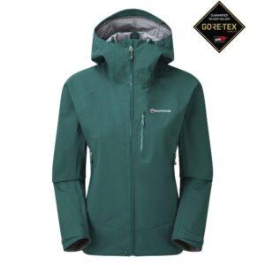 Montane alpine spirit jakke dame - wakame green