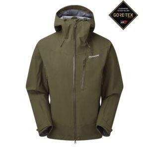 Montane alpine spirit jakke herre - grøn