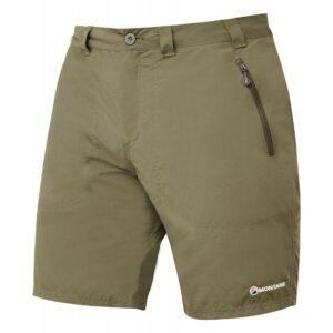 Montane terra shorts herre - grøn