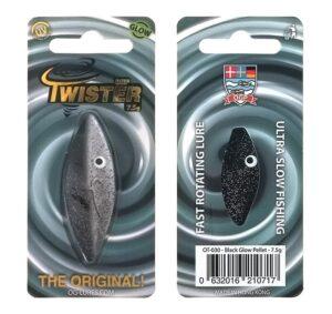 Ogp twister - black glow pellet - flere størrelser