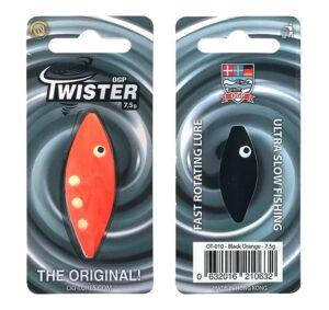 Ogp twister - black orange - flere størrelser