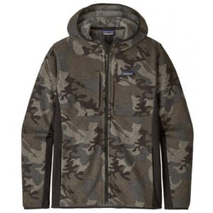 Patagonia M's LW Better Sweater Hoody River Delta:Forge Grey