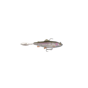 Savage Gear 4d Trout Spin Shad 14,5cm - 80gr Rainbow Trout - Softbait
