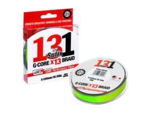 Sufix 131 G-Core Neon Chartreuse