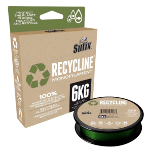 Sufix Recycline 150m Green 0,18mm - Nylonline