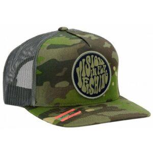 Vision Psyke Green Multicam Camo Cap