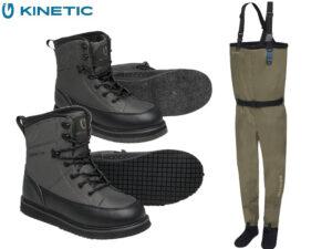 Kinetic ClassicGaiter/RockGaiter II combo